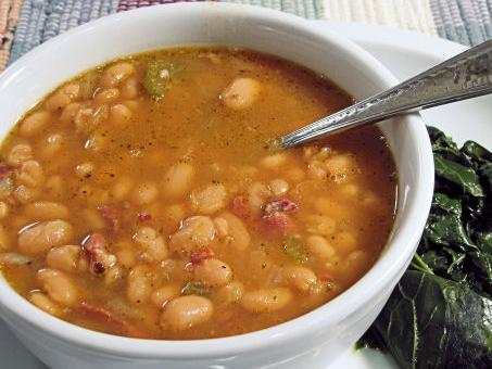 рецепт самого вкусного фасолевого супа